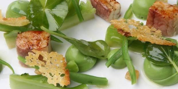 Actualite Actualite Et le meilleur restaurant de légumes de Wallonie est...