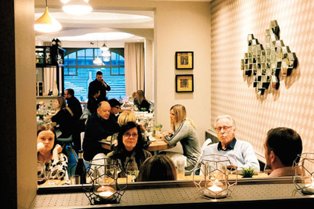 Actualite Actualite Restaurant de la semaine: Chermanne, de la générosité et du coeur dans l'assiette