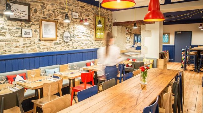 Actualite Actualite Nantes: La conserverie La Belle-Iloise ouvre son premier restaurant en France