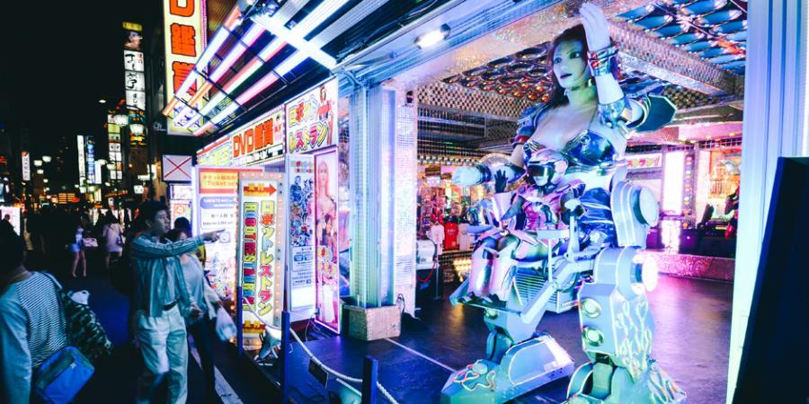 Actualite Actualite Robot Restaurant : le restaurant à thème le plus farfelu du Japon