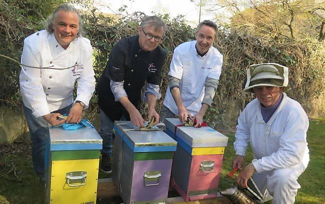 Actualite Actualite Des restaurants installent des ruches dans le jardin