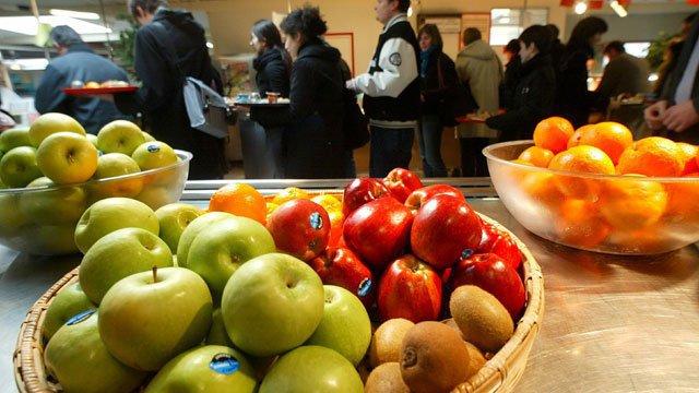 Actualite Actualite Semaine gourmande et diététique dans les restaurants universitaires du CROUS