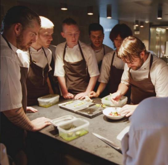 Top Chef Top Chef L'un des meilleurs restaurants du monde devient végétarien la moitié de l'année