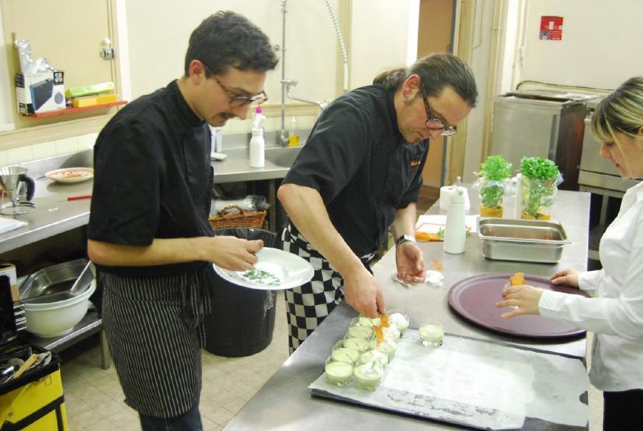 Top Chef Top Chef Hubert Anceau un grand chef de cuisine gastronomique qui n'est pas « éphémère »
